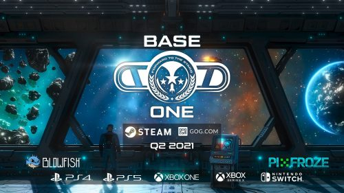 Space Sim Base One Will Release On Multiple Platforms