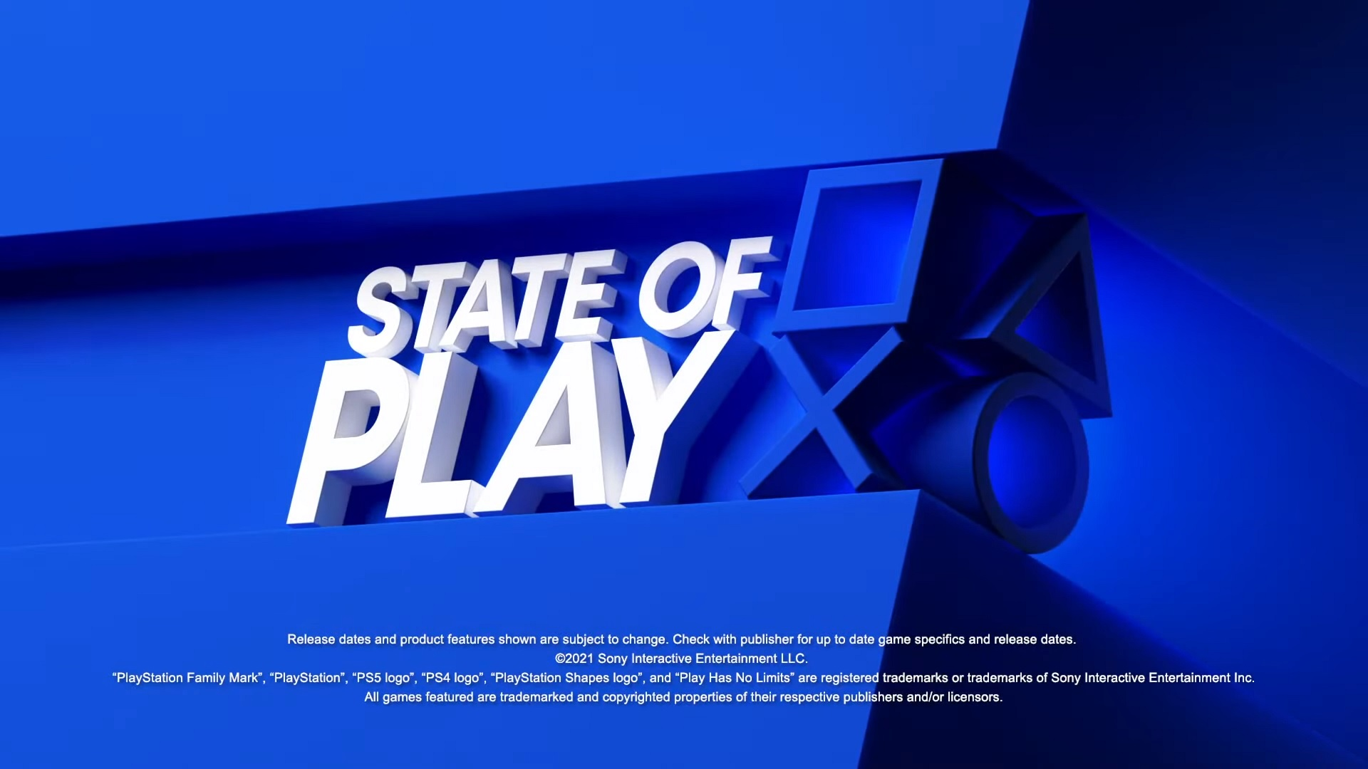 Sony's State of Play Didn't Have Much New News To Show