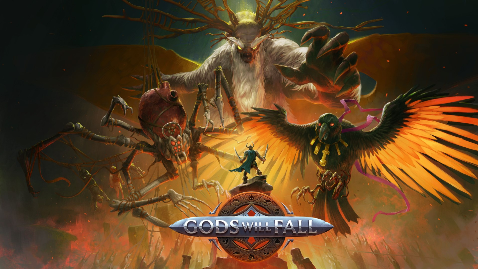 Gods Will Fall DLC Roadmap Has Been Revealed