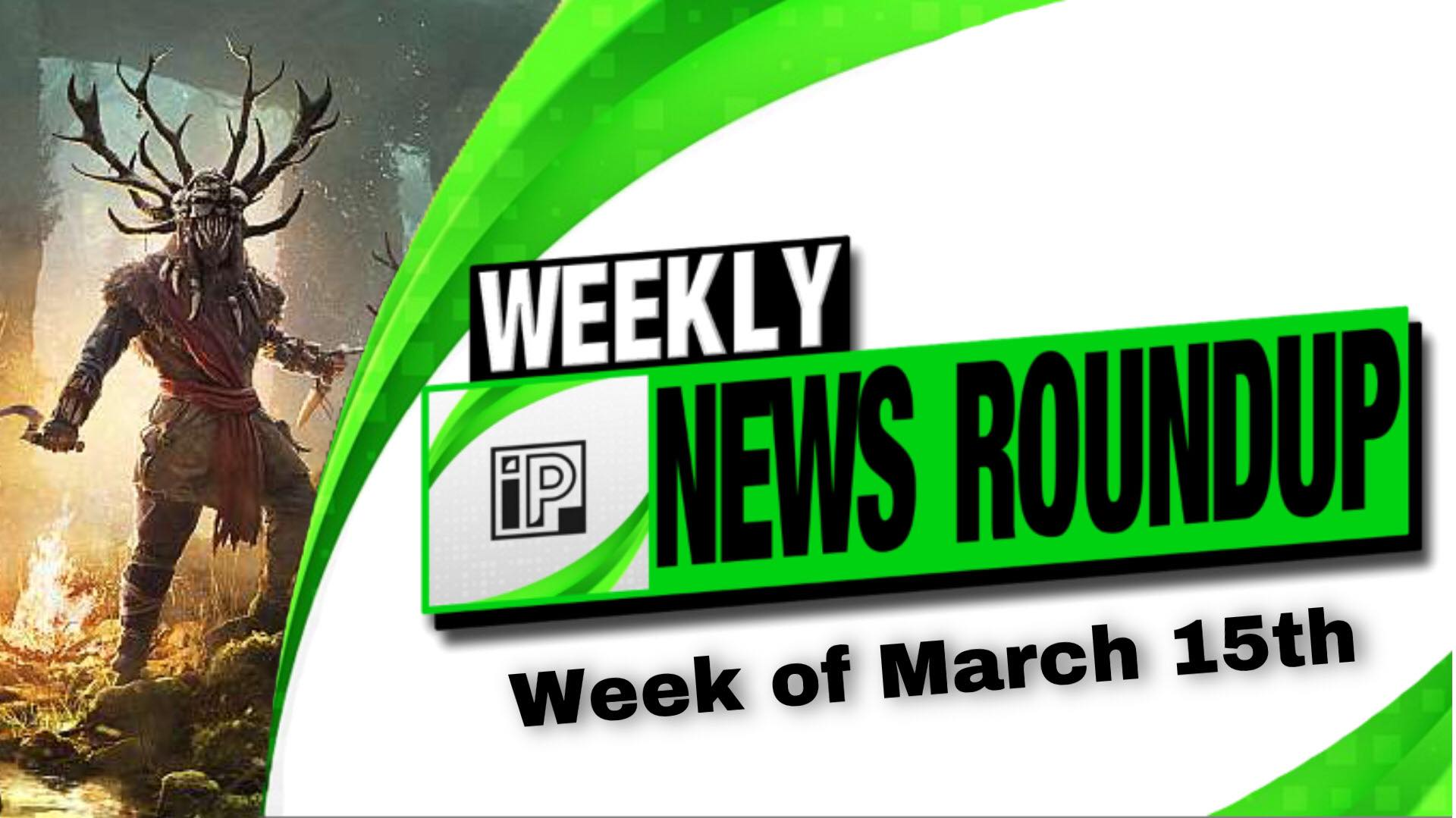Weekly News Roundup – Week of March 15