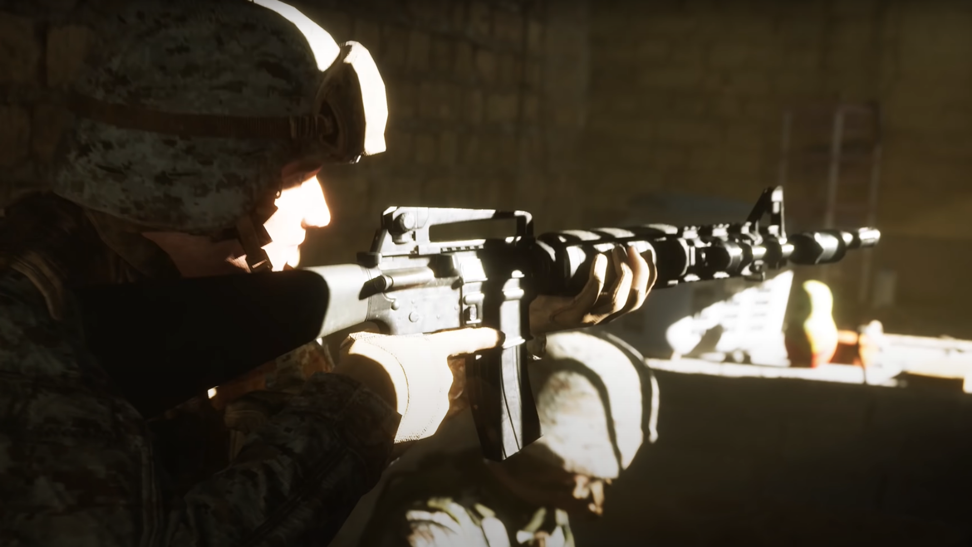 Six Days In Fallujah Wants To Be A 'Playable Documentary'