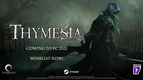Team 17's Punishing Action RPG 'Thymesia' To Release This Year