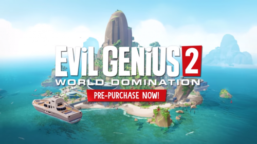 Evil Genius 2: World Domination Inventing Post-Launch Content