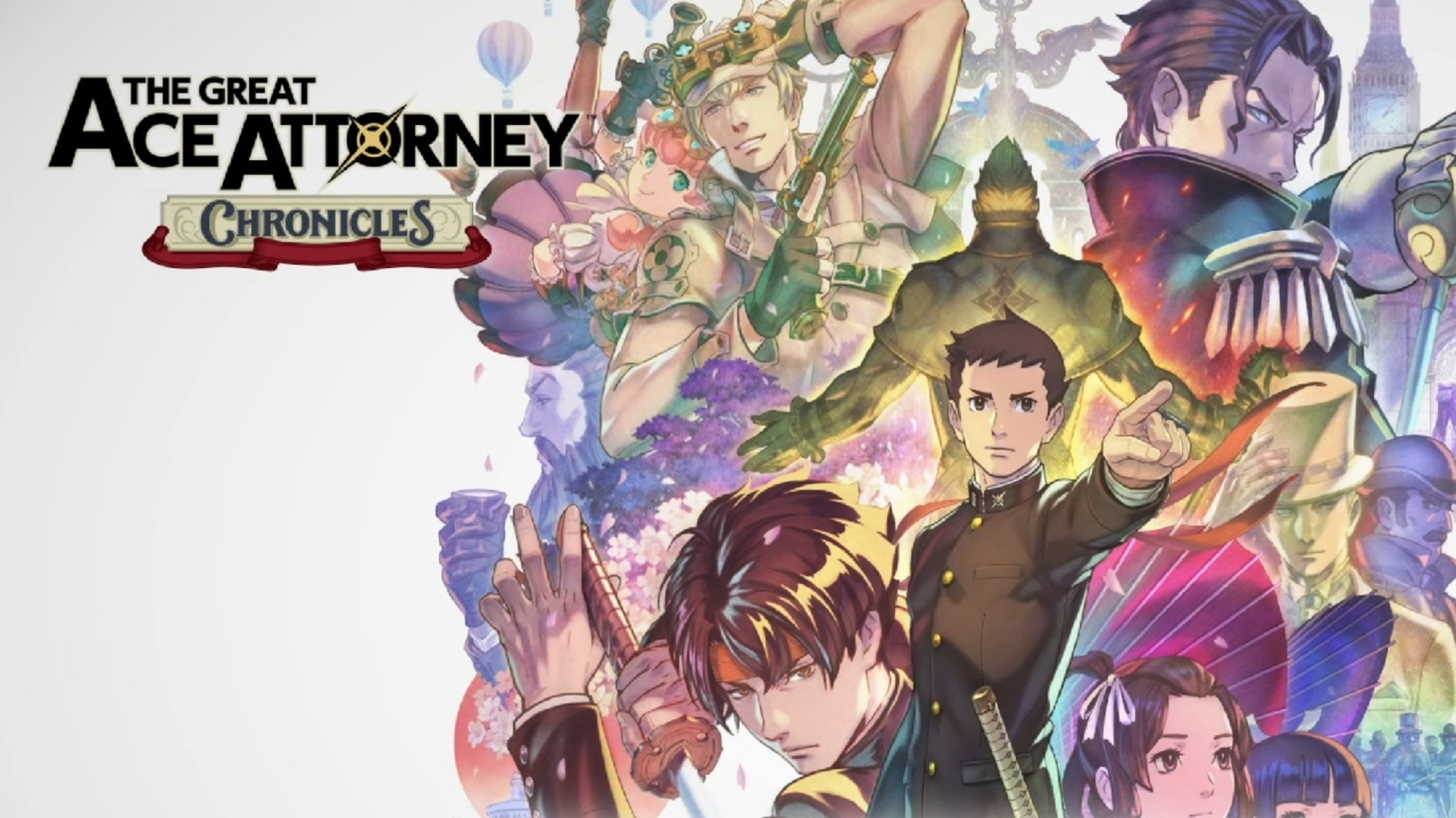 The Great Ace Attorney Chronicles Releasing To Western Audiences Soon